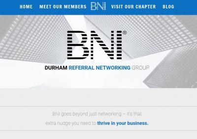 Open Eye BNI – Durham, NC