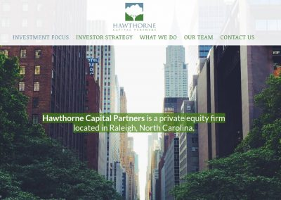 Hawthorne Capital Partners – Raleigh, NC