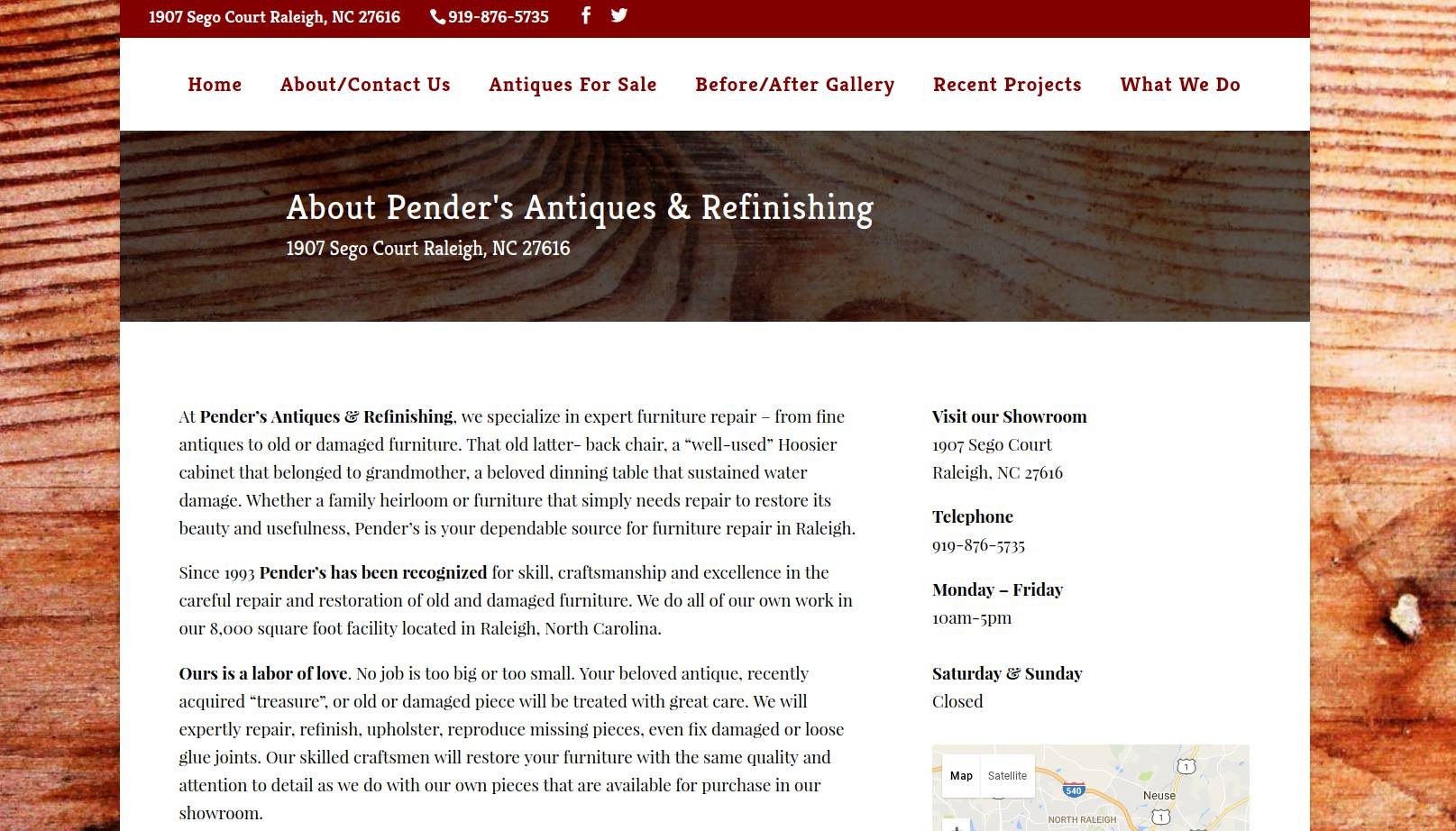 penders-antiques-contact-raleigh-nc