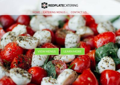 Red Plate Catering – Raleigh, NC